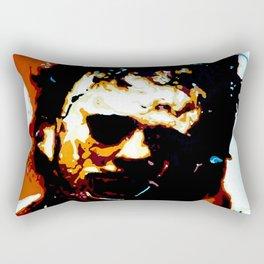 Leatherface Rectangular Pillow