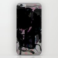 tangled iPhone & iPod Skins featuring Tangled by Georgiana Paraschiv