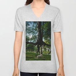 The Devil's Tree Unisex V-Neck