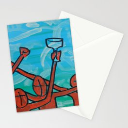 To Arms Stationery Cards
