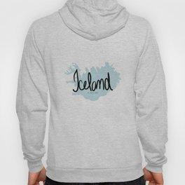 Iceland love Hoody