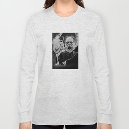 Unmasked! Long Sleeve T-shirt