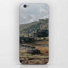 Eilean Donan Castle - Scotland iPhone Skin