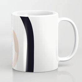 abstract minimal 19 Coffee Mug