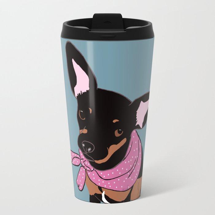 Sweet Chihuahua Travel Mug