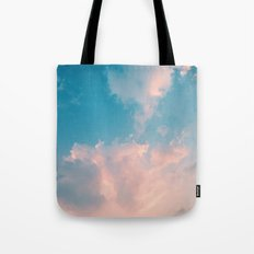 Cloudy With A Chance Tote Bag