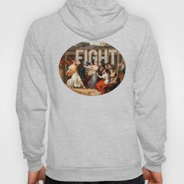 Fight. Hoody