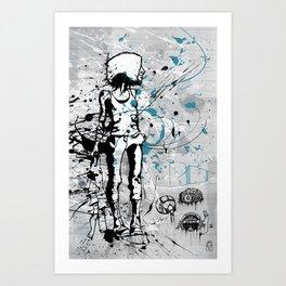 Further Art Print