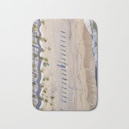Fort Lauderdale from aerial point of view Bath Mat