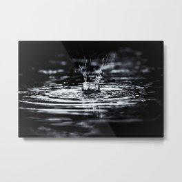 Summer Storms Metal Print