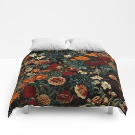 EXOTIC GARDEN - NIGHT XXI Comforters