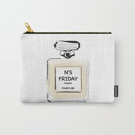 N5 FRIDAY PARIS PARFUM Carry-All Pouch