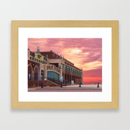 Convention Hall Framed Art Print