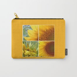 sunflower2 Carry-All Pouch