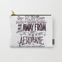 Weight of Lies Carry-All Pouch