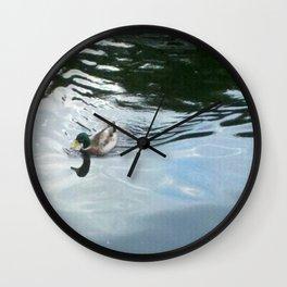 Duck 2! Wall Clock