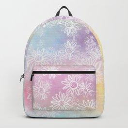 Raining Flowers Backpack