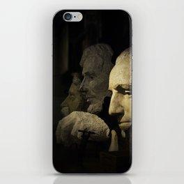 Faces of Rushmore iPhone Skin