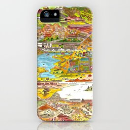 Perú & Bolívia iPhone Case