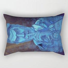 Our Little Secret Rectangular Pillow