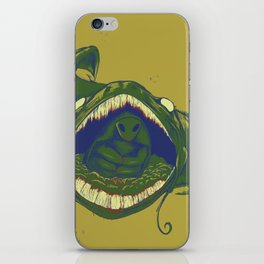 GnarFish iPhone Skin