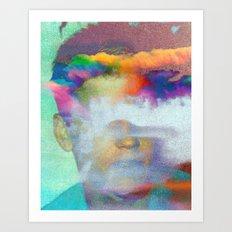 Untitled 20120127c (Corey) Art Print