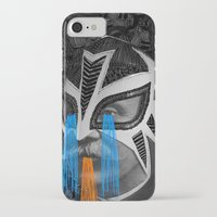 hero iPhone & iPod Cases featuring HERO by DIVIDUS