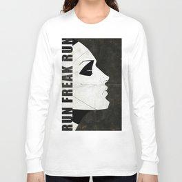 Run Freak Run Long Sleeve T-shirt