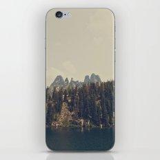 Mountain Blue iPhone & iPod Skin