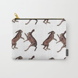 Gettin' HAREy Carry-All Pouch