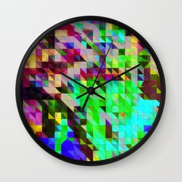Bling Cosby Wall Clock