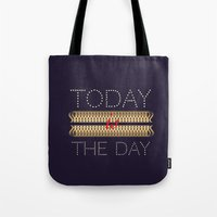 Allways positive Tote Bag