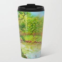 Family of Trees Travel Mug