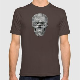 Highly Resolved Ghost (P/D3 Glitch Collage Studies) T-shirt
