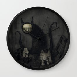 El tesoro Wall Clock