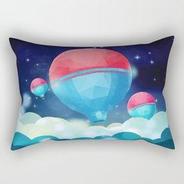 Dreamy Flight Rectangular Pillow