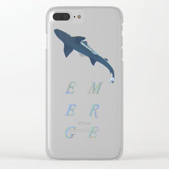 emerge Clear iPhone Case