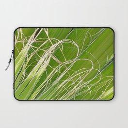 Palm Fan Art Laptop Sleeve
