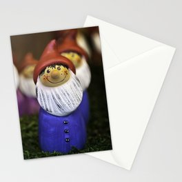 Christmas Gnomes Stationery Cards