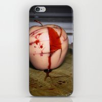 in the flesh iPhone & iPod Skins featuring Rotten Flesh by Andre Portee (Rosewood Film)