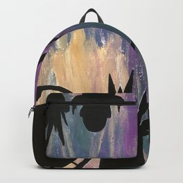 Mirrored Reflections Backpack