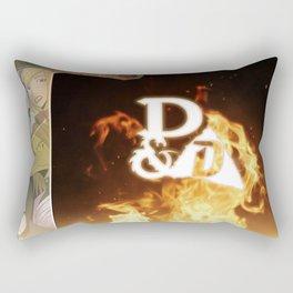 """""""Exposition Impossible"""" - Dungeons & Doritos Rectangular Pillow"""