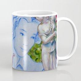 Still Life with Some of Hokusai's things and Venus Coffee Mug