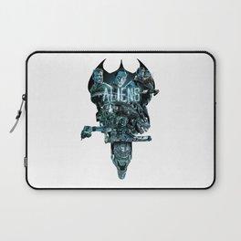 Aliens Illustration Tribute Laptop Sleeve