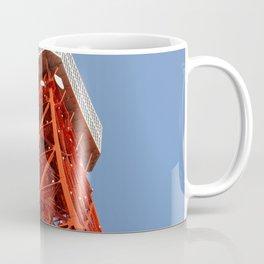 Tokyo Tower By Day Coffee Mug