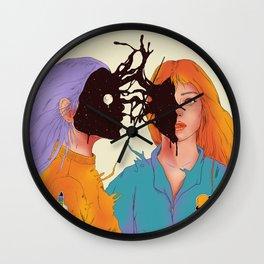 Shared Universe Wall Clock