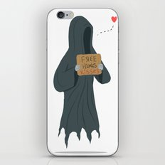 Dementor's Kiss iPhone & iPod Skin
