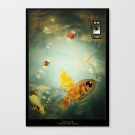CallFish Canvas Print