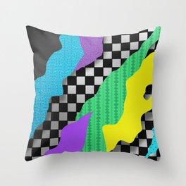 Japanese Patterns 17 Throw Pillow
