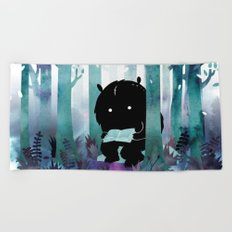 A Quiet Spot Beach Towel